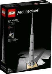 21055 LEGO® Architecture Burj Khalifa