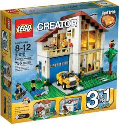 31012 LEGO® Creator Family House Großes Einfamilienhaus