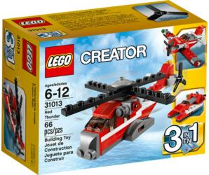 31013 LEGO® Creator Red Thunder Roter Hubschrauber