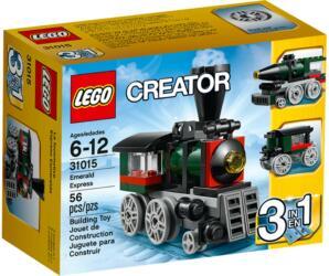 31015 LEGO® Creator Emerald Express Lokomotive