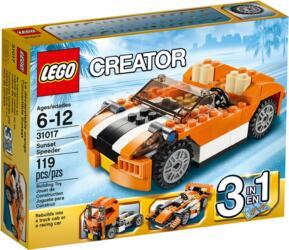 31017 LEGO® Creator Sunset Speeder Ralley Cabrio