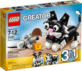 31021 LEGO® Creator Furry Creatures Katze und Maus