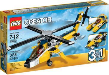 31023 LEGO® Creator Yellow Racers Gelber Flitzer