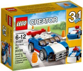 31027 LEGO® Creator Blue Racer Blauer Rennwagen