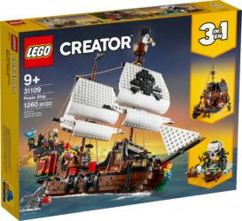 31109 LEGO® Creator Pirate Ship Piratenschiff
