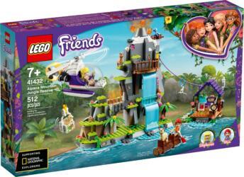41432 LEGO® Friends Alpaca Mountain Jungle Rescue Alpaka-Rettung im Dschungel