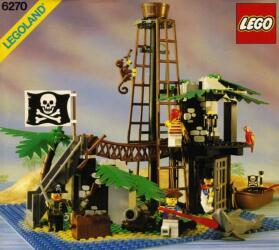 6270: LEGO® Pirates Forbidden Island
