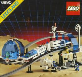 6990 LEGO® Space Monorail Transport System