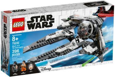75242 LEGO Star Wars Black Ace TIE Interceptor TIE Interceptor Allianz-Pilot