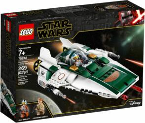 75248 LEGO Star Wars Resistance A-wing Starfighter Widerstands A-Wing Starfighter
