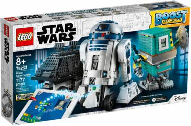 75253 LEGO Star Wars Droid Commander Boost Droide