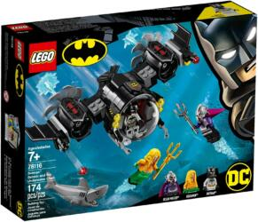 76116 LEGO® DC Comics Super Heroes Batman Batsub and the Underwater Clash Batman im Bat-U-Boot