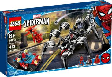 76163 LEGO® Marvel Super Heroes Venom Crawler Venom Krabbler Average