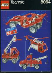 8064 LEGO® Technic Universal Motor Set