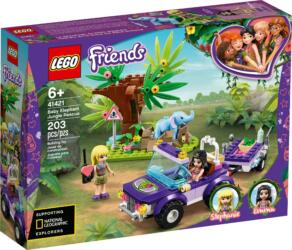 41421 LEGO® Friends Baby Elephant Jungle Rescue Rettung des Elefantenbabys mit Transporter