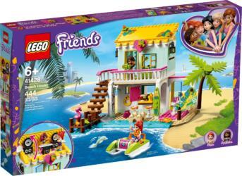 41428 LEGO® Friends Beach House Strandhaus mit Tretboot