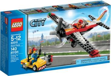 60019 LEGO® City Stunt Plane Kunstflugzeug