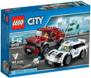 60128 LEGO® City Police Pursuit Polizei-Verfolgungsjagd