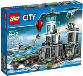 60130 LEGO® City Prison Island Polizeiquartier auf der Gefängnisinsel