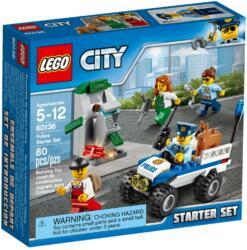 60136 LEGO® City Police Starter Set Polizei-Starter-Set