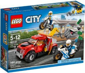 60137 LEGO® City Tow Truck Trouble Abschleppwagen auf Abwegen