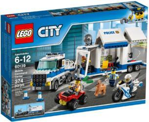 60139 LEGO® City Mobile Command Center Mobile Einsatzzentrale