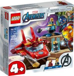 76170 LEGO® Marvel Super Heroes Iron Man vs. Thanos