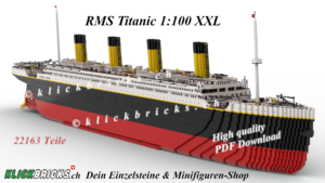 Lego Titanic xxl PDF Download